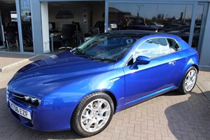 Car of the week - Alfa Romeo Brera JTS V6 Q4 SV. FINANCE SPECIALISTS - Only £7,990