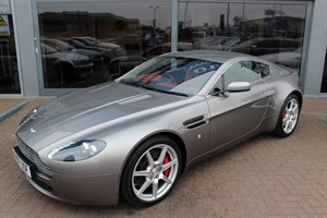 Car of the week - Aston Martin Vantage V8. FINANCE SPECIALISTS - Only £35,990