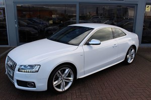 used Audi S5  FSI QUATTRO. FINANCE SPECIALISTS in warrington-cheshire