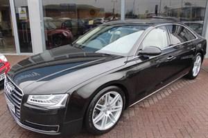 used Audi A8 L TDI QUATTRO SE EXECUTIVE. FINANCE SPECIALISTS in warrington-cheshire