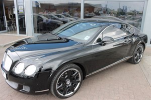 used Bentley Continental GT MULLINER DRIVING SPECIFICATION in warrington-cheshire