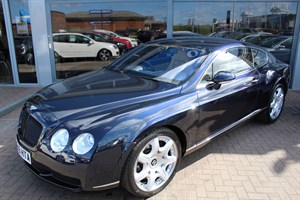 used Bentley Continental GT MULLINER.FINANCE SPECIALISTS in warrington-cheshire