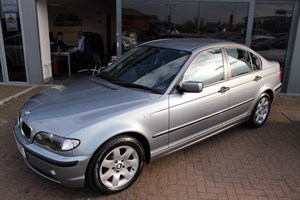 Car of the week - BMW 318i SE - Only £4,990