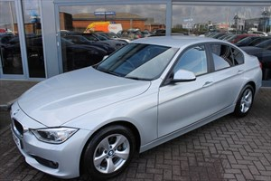 used BMW 320d EFFICIENTDYNAMICS in warrington-cheshire