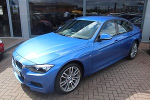 used BMW 335d XDRIVE M SPORT in warrington-cheshire