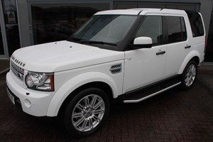 used Land Rover Discovery 4 SDV6 HSE. FINANCE SPECIALISTS in warrington-cheshire