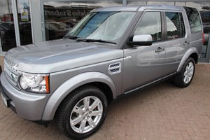 used Land Rover Discovery 4 SDV6 GS. FINANCE SPECIALISTS in warrington-cheshire