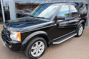 used Land Rover Discovery 3 TDV6 HSE. FINANCE SPECIALISTS in warrington-cheshire