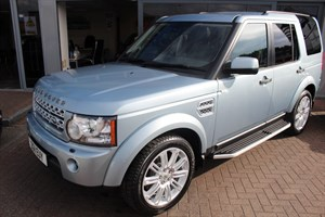 used Land Rover Discovery 4 TDV6 HSE. FINANCE SPECIALISTS in warrington-cheshire