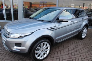 used Land Rover Range Rover Evoque TD4 PURE TECH. FINANCE SPECIALISTS in warrington-cheshire
