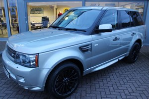 used Land Rover Range Rover Sport TDV6 SE. FINANCE SPECIALISTS  in warrington-cheshire