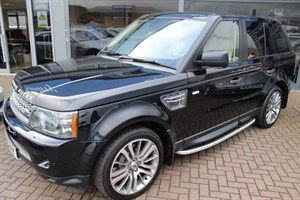 used Land Rover Range Rover Sport TDV8 SPORT HSE. FINANCE SPECIALISTS in warrington-cheshire