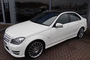 used Mercedes C350 CDI BLUEEFFICIENCY SPORT ED125. FINANCE SPECIALISTS in warrington-cheshire