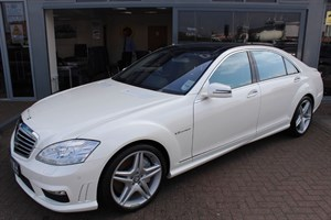 used Mercedes S63 AMG L. *VAT QUALIFYING* in warrington-cheshire
