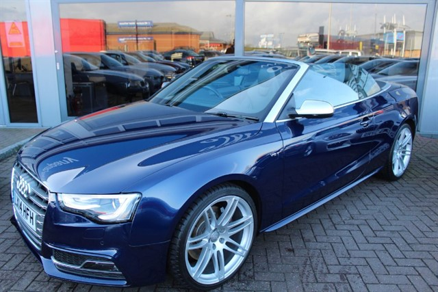 used Audi S5 TFSI QUATTRO S/S. FINANCE SPECIALISTS in warrington-cheshire