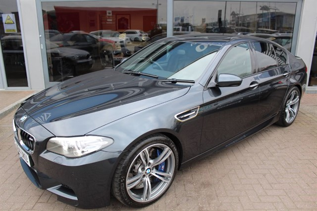 used BMW M5 . FINANCE SPECIALISTS. *VAT QUALIFYING CAR* in warrington-cheshire
