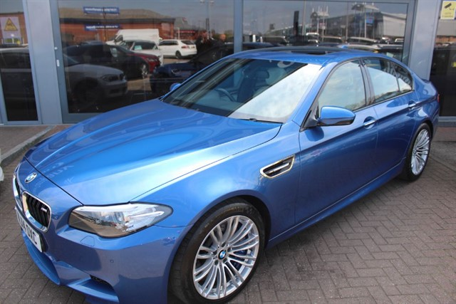 used BMW M5 . FINANCE SPECIALISTS in warrington-cheshire
