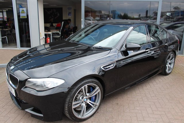 used BMW M5 . FINANCE SPECIALISTS. *VAT QUALIFYING* in warrington-cheshire