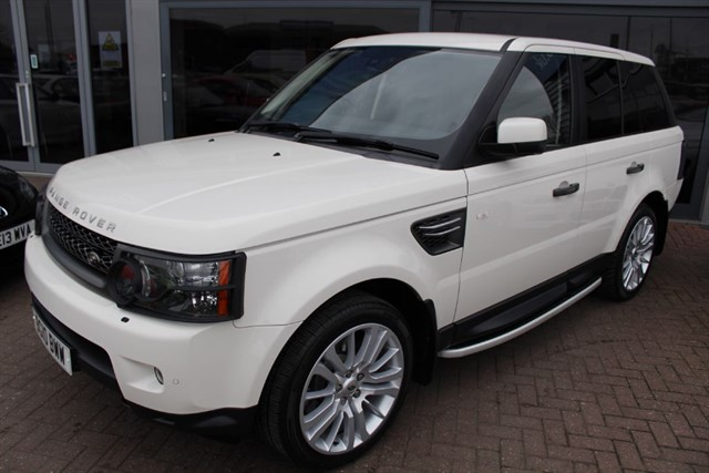 used Land Rover Range Rover Sport TDV6 HSE. FINANCE SPECIALISTS in warrington-cheshire