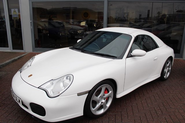 used Porsche 911 CARRERA 4 TIPTRONIC S. FINANCE SPECIALISTS in warrington-cheshire