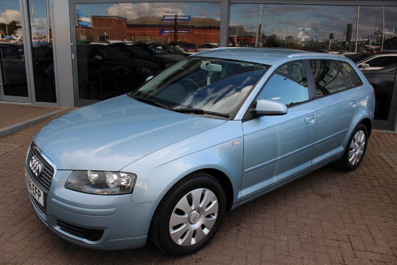Used Audi A3 For Sale In Warrington Rix Motor Company