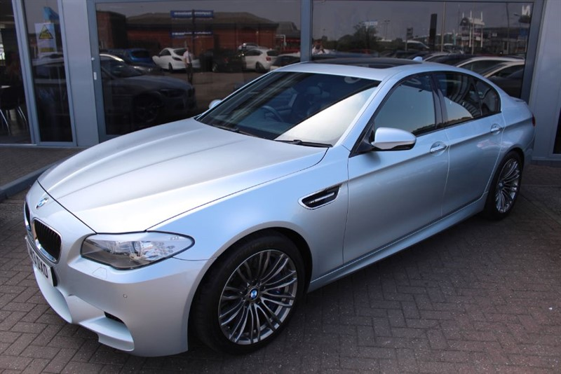 used BMW M5 . in warrington-cheshire
