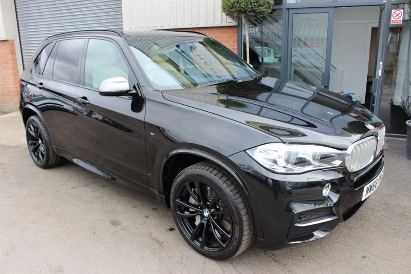 used BMW X5 M 50D in warrington-cheshire