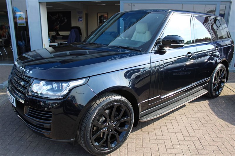 used Land Rover Range Rover TDV6 VOGUE in warrington-cheshire