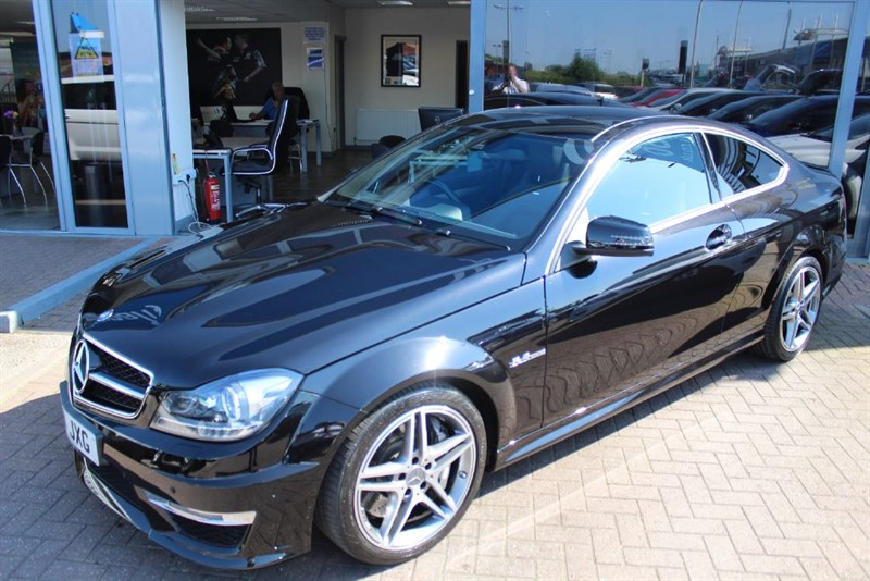 used Mercedes C63 AMG .  in warrington-cheshire