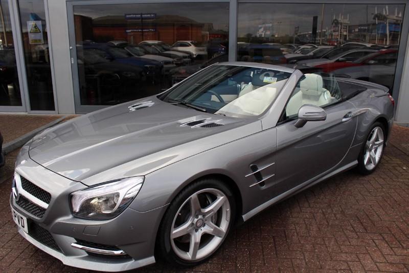 used Mercedes SL350 AMG SPORT. *VAT QUALIFYING* in warrington-cheshire