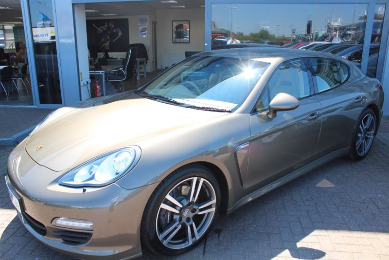 used Porsche Panamera D V6 TIPTRONIC in warrington-cheshire