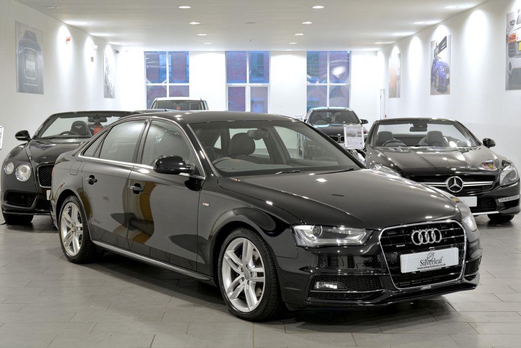 Audi A4 TDI QUATTRO S LINE SS