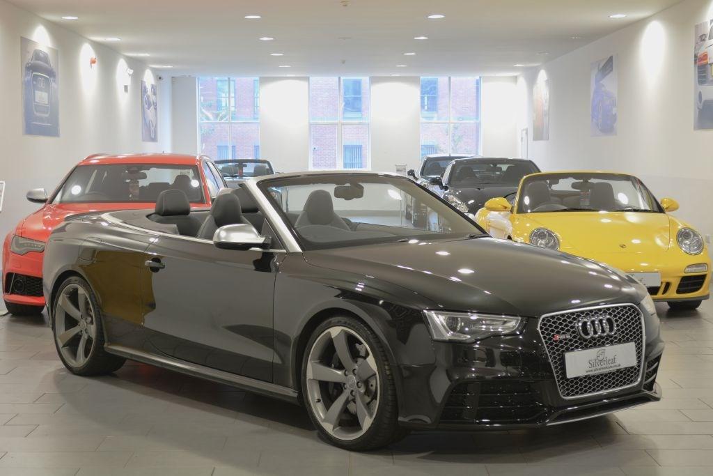 Audi RS5 FSI QUATTRO