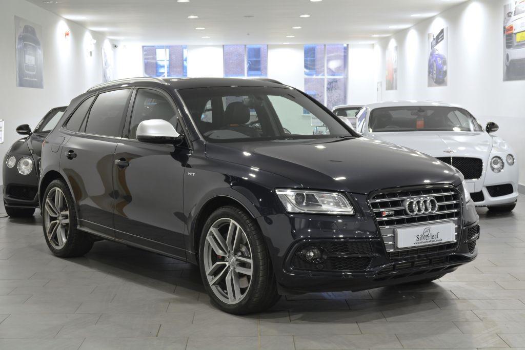 Audi SQ5 30 BITDI QUATTRO