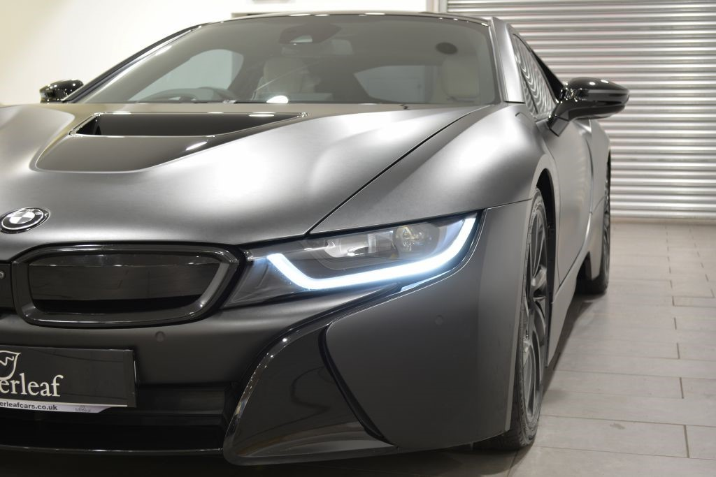 used bmw i8 for sale silverleaf sports prestige cars. Black Bedroom Furniture Sets. Home Design Ideas