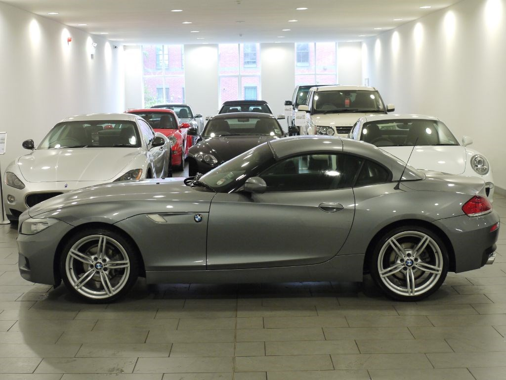 Bmw Z4 Sdrive20i M Sport Roadster Petrol Automatic Space