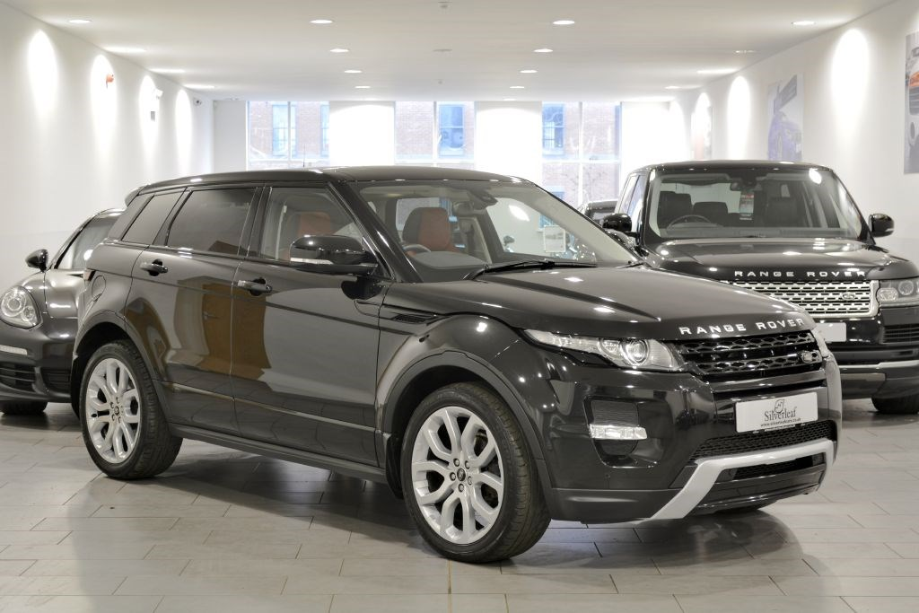 Land Rover Range Rover Evoque DYNAMIC SD4 AUTO