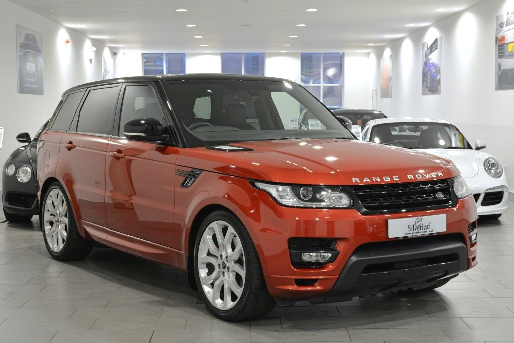 Land Rover Range Rover Sport SDV6 AUTOBIOGRAPHY DYNAMIC