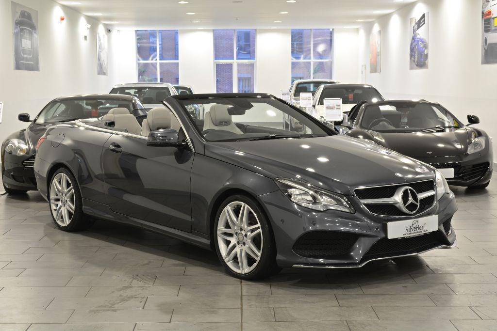 Mercedes-Benz E350 BLUETEC AMG SPORT