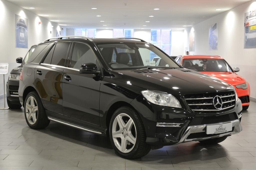Mercedes-Benz ML250 BLUETEC AMG SPORT