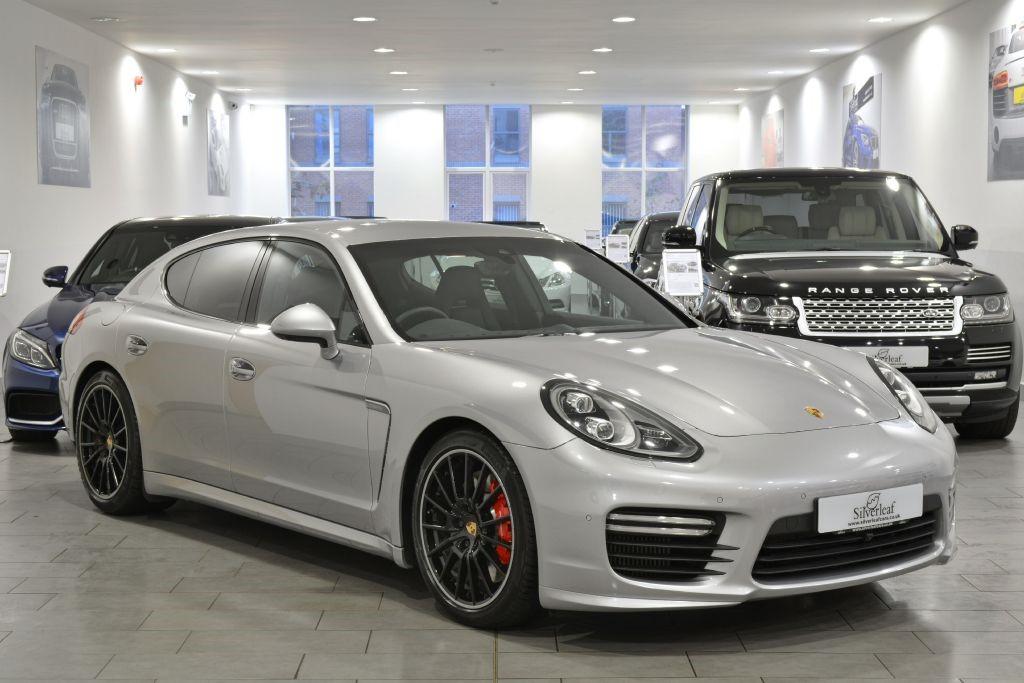 Porsche Panamera PANAMERA V8 TURBO PDK