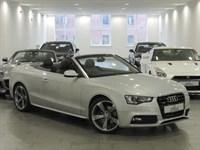 Audi A5 TFSI QUATTRO S LINE SS