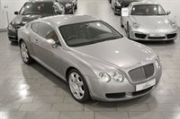 Bentley Continental GT MULLINER DRIVING SPEC