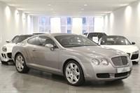 Bentley Continental GT MULLINER DRIVING SPEC
