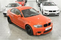 BMW 1 Series M 1M COUPE