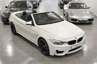 BMW M4 30 DCT CONVERTIBLE