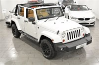 Jeep Wrangler SAHARA UNLIMITED CRD