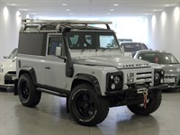 Land Rover Defender 90 TD X-TECH LE HARD TOP