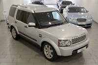Land Rover Discovery 30 TDV6 GS