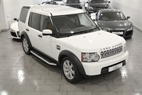 Land Rover Discovery 4 TDV6 COMMERCIAL